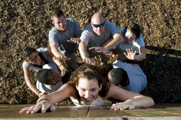 communicatieniveaus en interventieniveaus voor de teamcoach