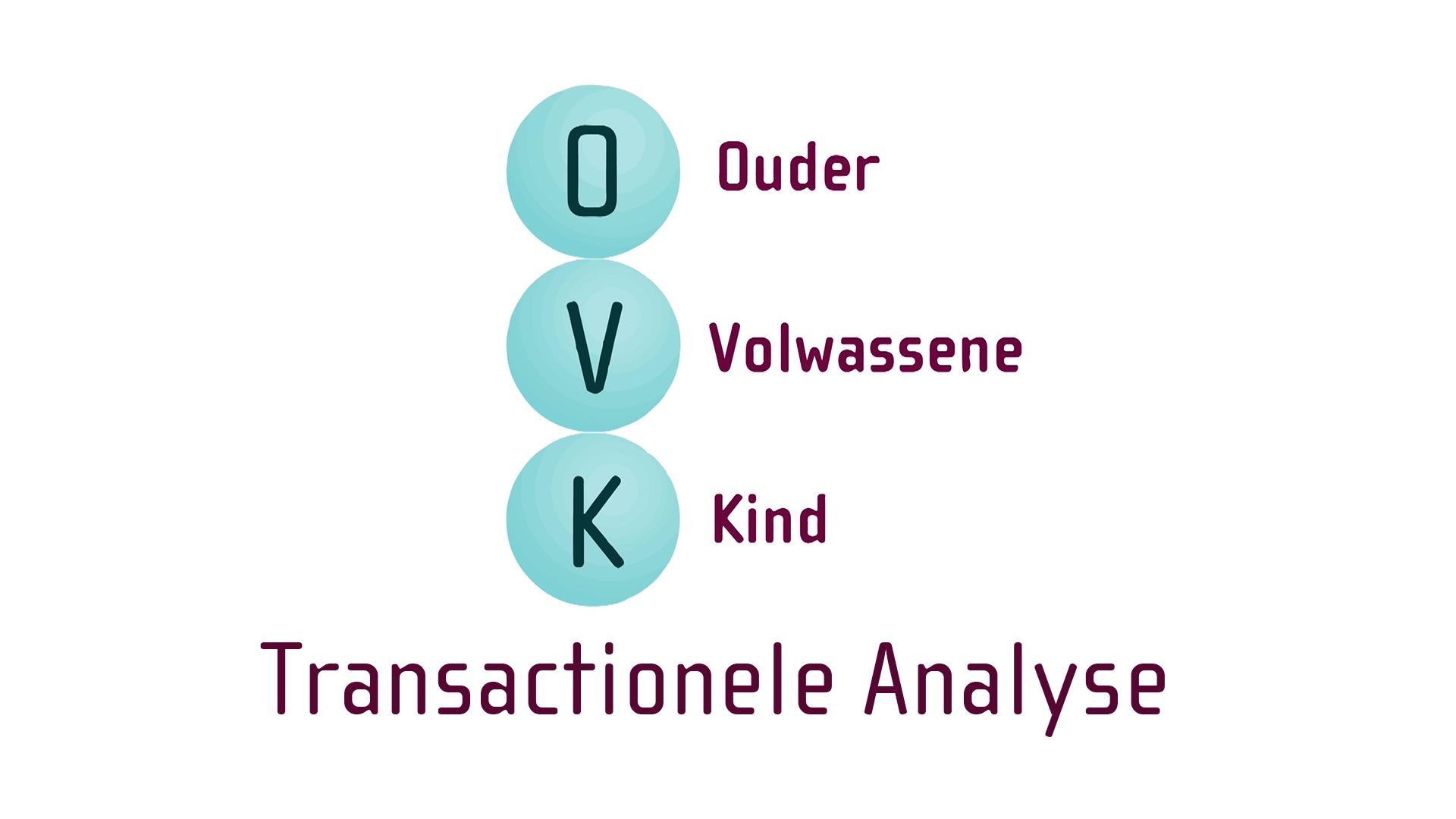 Methodiektraining Transactionele Analyse