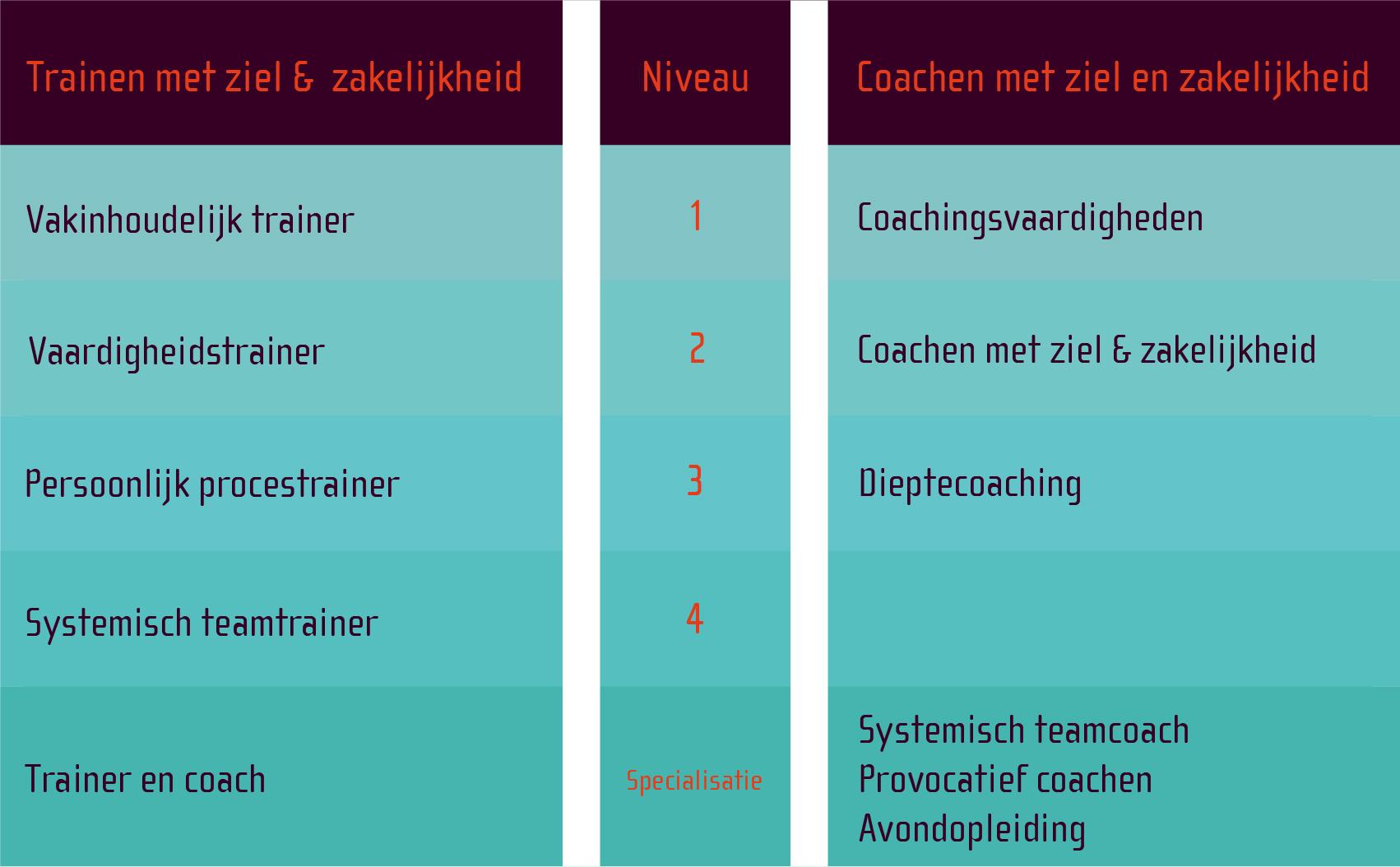 nieuw-opleidingsschema