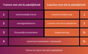 workshop coachen en trainen met het stermodel