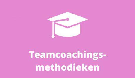 Teamcoachingsmethodieken