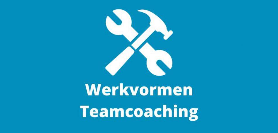Werkvormen-Teamcoaching