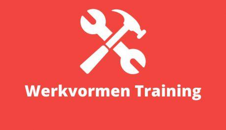 Werkvormen-Training